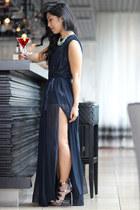H&M dress - Steve Madden heels