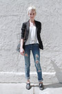 Black-leather-h-m-boots-sky-blue-destroyed-bershka-jeans