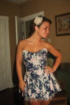 f21 accessories - thrift dress