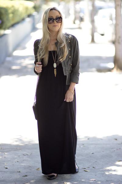 Black Maxi Dress Target Dresses Black Crossbody Rebecca Minkoff