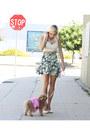 Light-blue-pastel-ted-baker-bag-beige-nude-forever-21-heels