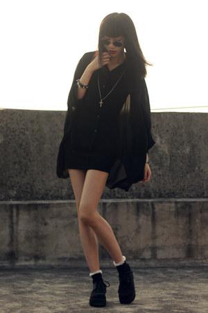 H&M skirt - H&M flats