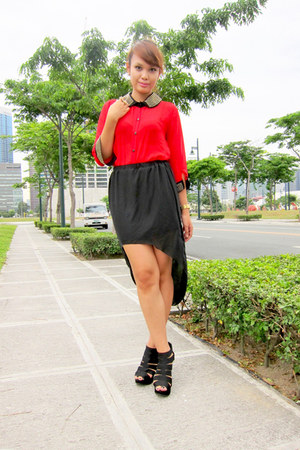 mullet Pink Manila skirt