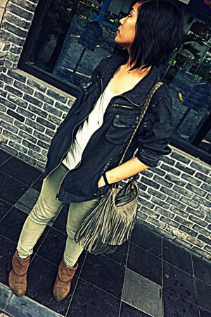 jeans - bag