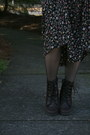 Zigi-soho-boots-thrifted-dress