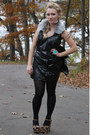 Black-diy-dress