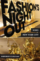 Fashion's Night Out: NEW YORK CITY