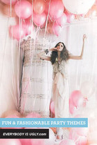Fun Party Themes: Fashionable Party Ideas!
