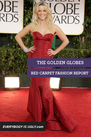 red Zac Posen dress