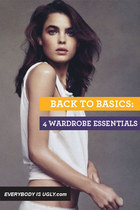 Back to Basics: 4 Wardrobe Essentials