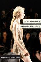 Son Jung Wan Spring/Summer 2012