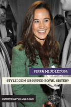 Pippa Middleton: Style Icon or Hyped Royal Sister?