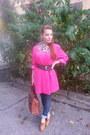 Vintage-coat-vintage-bag-moschino-belt