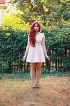 cotton Dahlia dress
