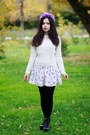 Cotton-mango-dress-acryl-h-m-sweater
