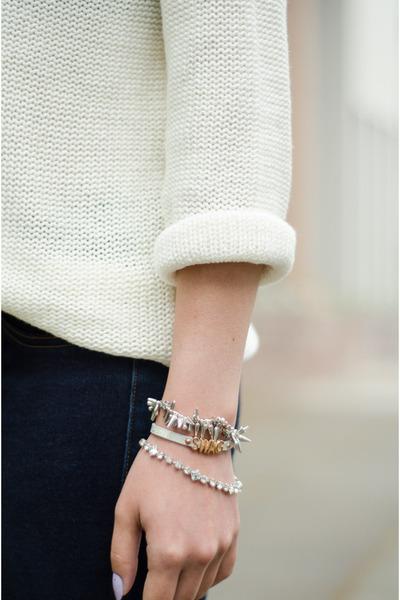 swag BCBGeneration bracelet - spikes Stella & Dot bracelet
