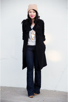 sequin Windsor Store sweater - wide leg MIH Jeans jeans
