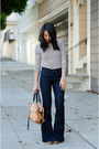 Wide-leg-mih-jeans-jeans-jeans-forever-21-shirt-rhinestone-jeweliq-necklace