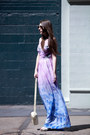 Ombre-maxi-addison-dress-henry-holland-x-le-specs-sunglasses