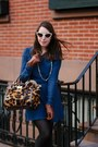 Black-banana-republic-coat-blue-sugarlips-apparel-dress-brown-brahmin-bag