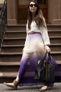 Light-purple-ombre-maxi-sugarlips-apparel-skirt-black-r-em-bag