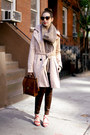 Beige-trench-gap-coat-brown-knit-shui-chen-new-york-scarf