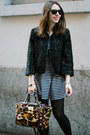 Brown-leopard-brahmin-bag-navy-striped-free-people-dress