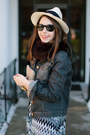 Coye-nokes-boots-leota-ny-dress-panama-jcrew-hat-quiksilver-jacket