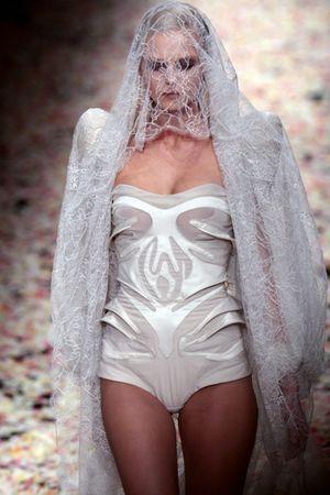 white Givenchy top - white Givenchy scarf - white Givenchy cardigan