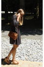 Brown-nine-west-shoes-black-j-crew-dress-brown-thrifted-accessories