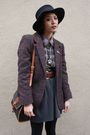 Deena-ozzy-hat-urban-outfitters-blazer-goodwill-shirt-uniqlo-skirt-bel