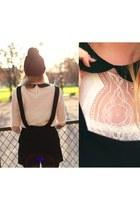SANDRO top - Claudie Pierlot bodysuit