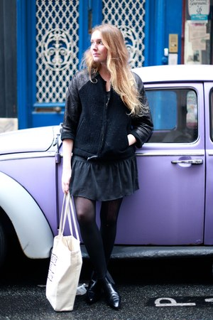 Isabel Marant jacket - Urban Outfitters dress