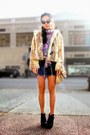 Barefeetshoes-boots-fur-hoodie-forever-21-jacket-love-culture-bag