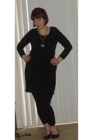 Target shirt - H&M skirt - Target tights - shoes
