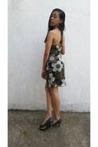 forest green Drea My Minx dress