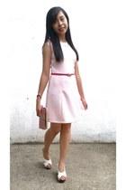 bubble gum Just G dress
