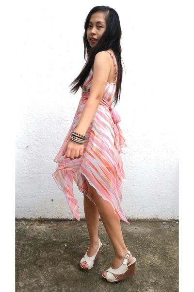 bubble gum summer dress Xanaka dress
