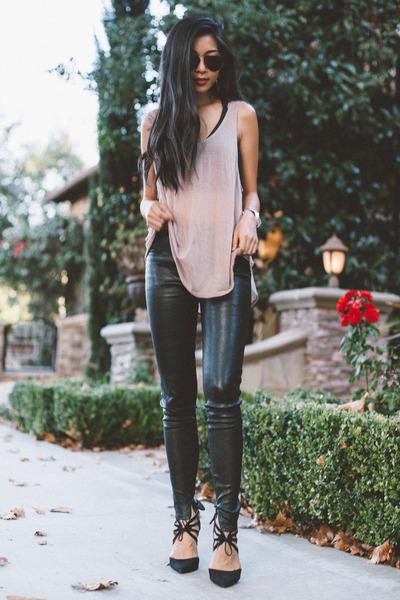 leather Level 99 pants