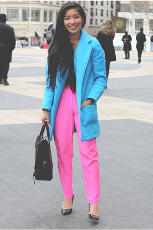 Urban Outfitters jacket - mara hoffman pants