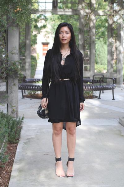 Sugarlips dress - Jeffrey Campbell heels