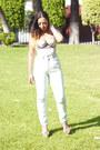 Light-blue-high-waist-american-apparel-jeans