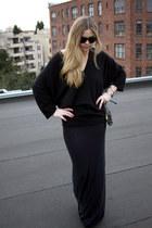 black Call it Spring boots - black Ray Ban sunglasses