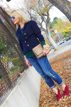 ankle boots Sole Society boots - boyfriend jeans Joe Fresh jeans