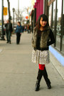 Nickels-boots-red-target-tights-leopard-modcloth-skirt-faux-fur-forever-21