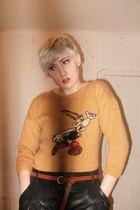 vintage jumper