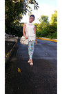 White-treexshop-bag-blue-kath-eleni-pants-pink-sugar-kissed-necklace