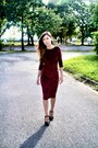 Crimson-topshop-tunic-dress
