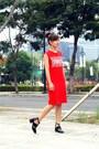 Black-jeffrey-campbell-shoes-red-hk-dress