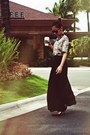 Hk-closet-snake-top-zara-skirt-janylin-heels